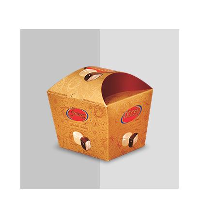 پشمک دو سر پیچ صندوقی