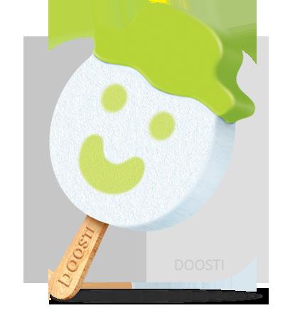 بستنی عروسکی دوستی